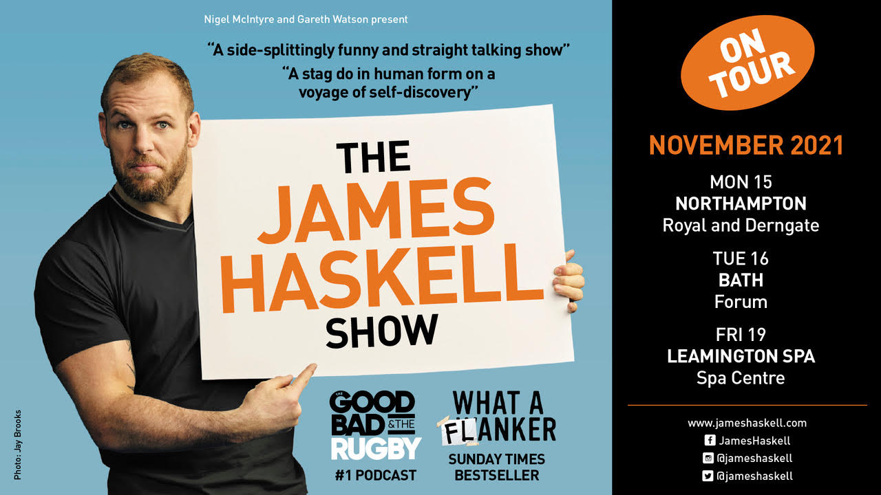 The James Haskell Show